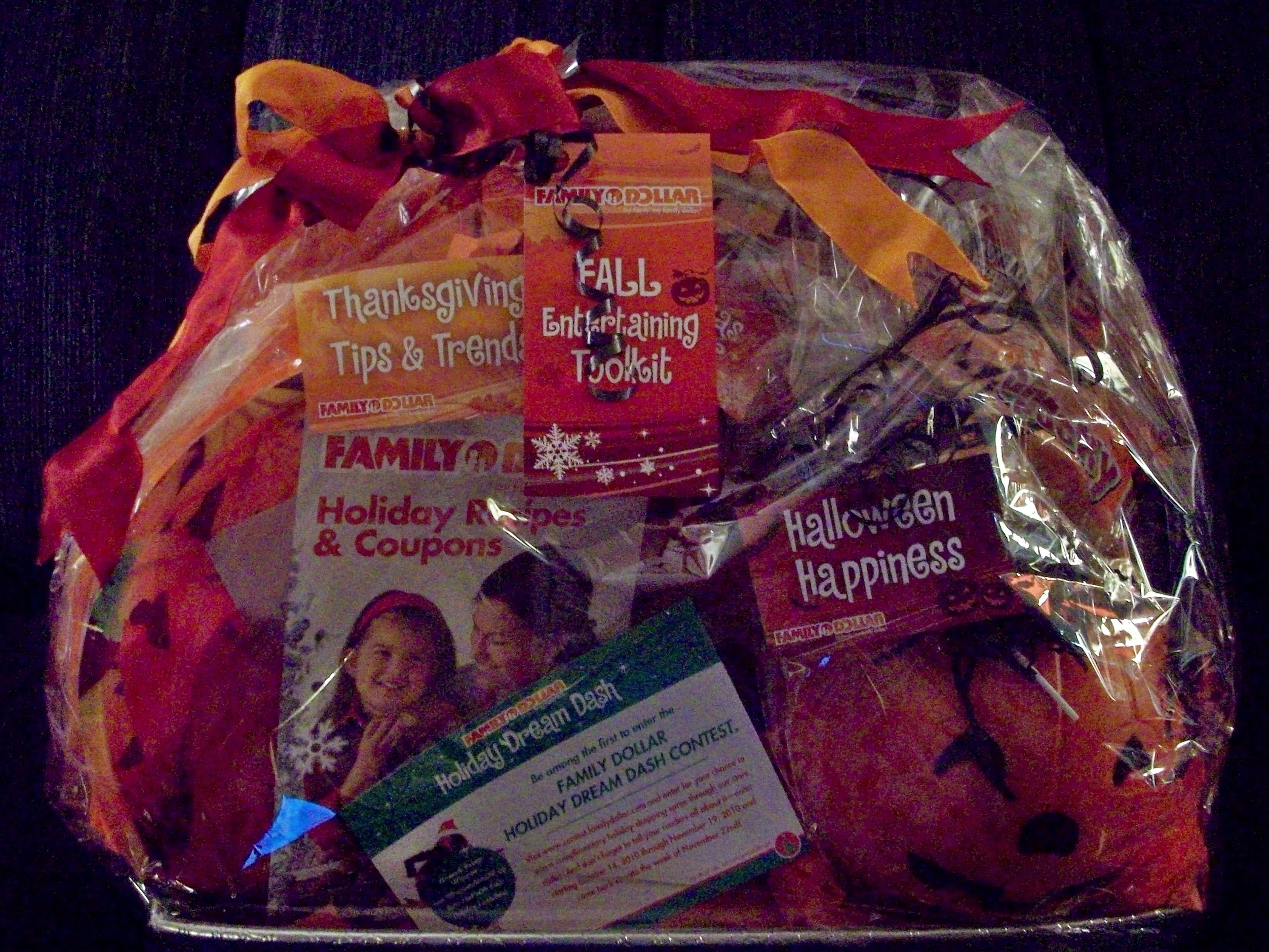 Product Review: Family Dollar Holiday Entertaining & Gift Items