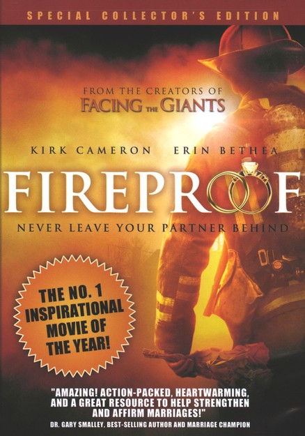 fireproof the actual movie